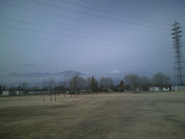 今日は良い天気です